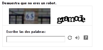 Google using recaptcha for Street view